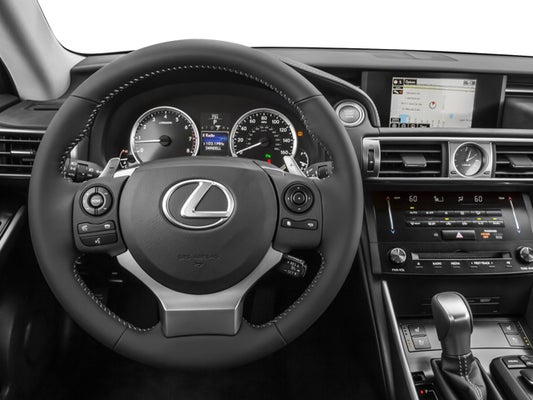 Lexus Is 350 >> 2016 Lexus Is 350